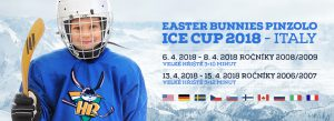 Easter Bunnies Ice Cup 2018 Italy